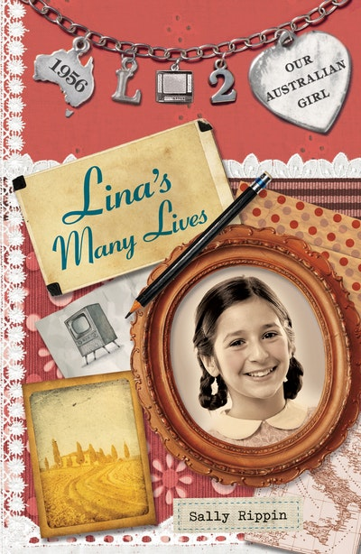 Book Cover:  Our Australian Girl: Lina's Many Lives Book 2