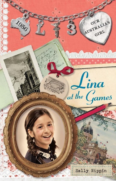 Book Cover:  Our Australian Girl: Lina at the Games (Book 3)