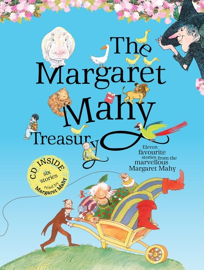 Book Cover:  Margaret Mahy Treasury + Cd, The