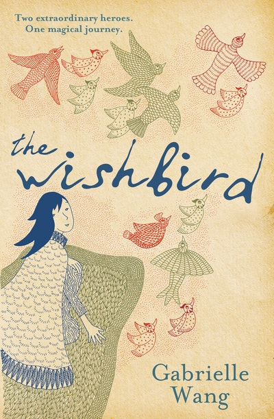 Book Cover: The Wishbird