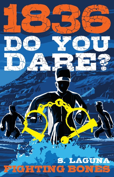 Book Cover:  Do You Dare? Fighting Bones