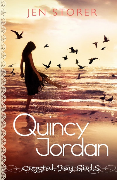 Book Cover:  Crystal Bay: Quincy Jordan Book 1