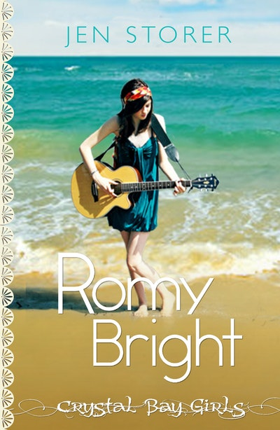 Book Cover:  Crystal Bay Girls: Romy Bright Book 2
