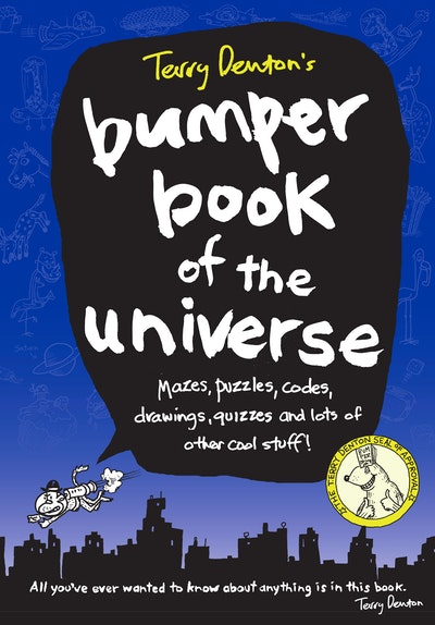 Book Cover:  Terry Denton's Bumper Book of the Universe