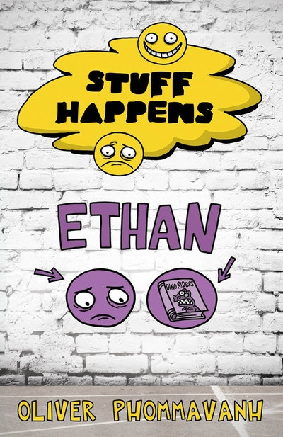 Book Cover:  Stuff Happens: Ethan