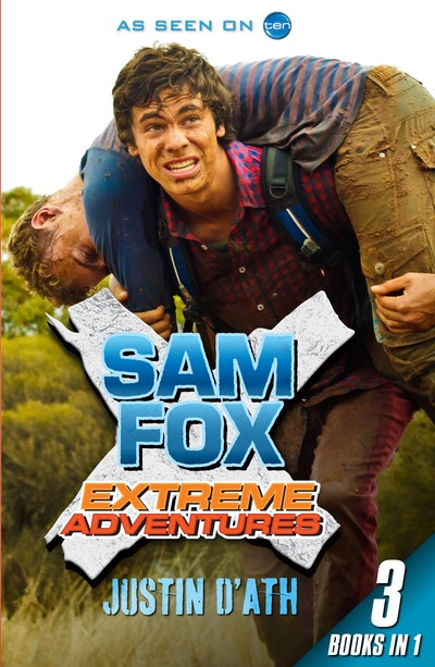 Book Cover:  Sam Fox Extreme Adventures (Bind-up)