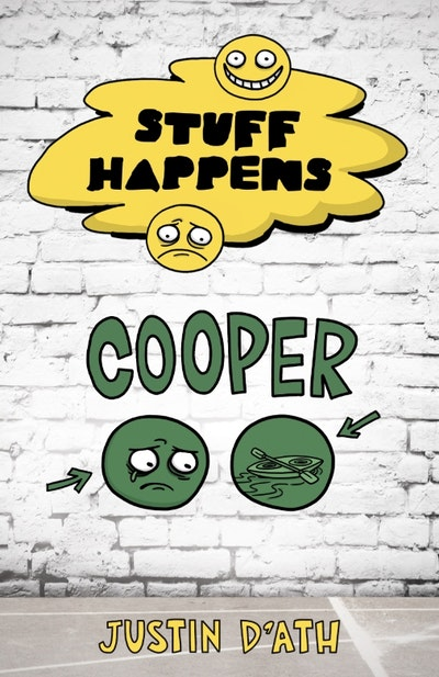 Book Cover:  Stuff Happens: Cooper (Book 7)
