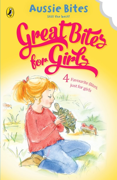 Book Cover:  Great Bites for Girls