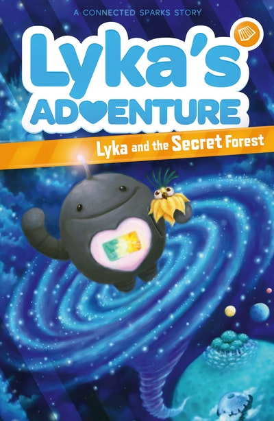 Book Cover:  Lyka's Adventure: Lyka and the Secret Forest