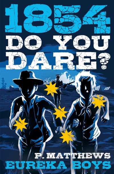 Book Cover:  Do You Dare? Eureka Boys