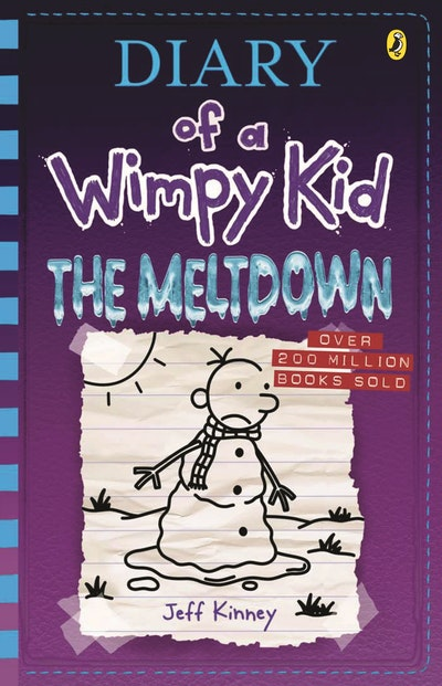 The Meltdown: Diary of a Wimpy Kid (13)