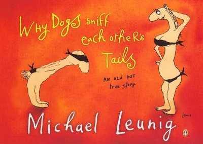 Book Cover:  Why Dogs Sniff Each Other's Tails