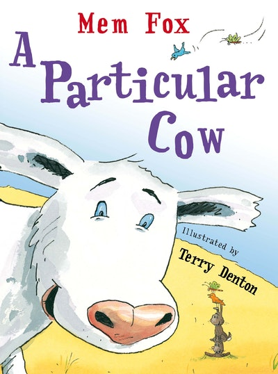 Book Cover: A Particular Cow