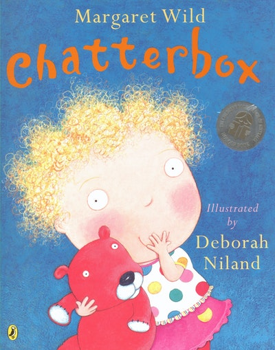 Book Cover:  Chatterbox