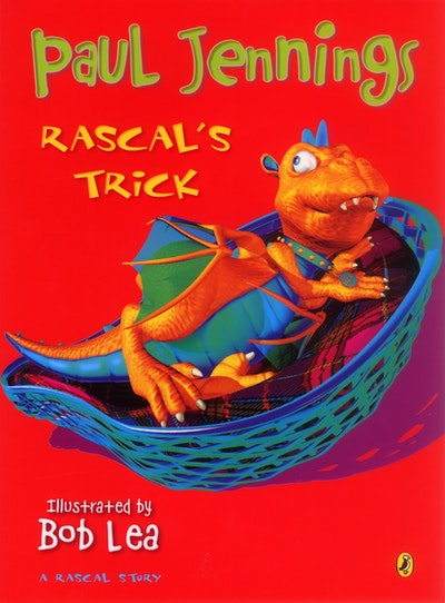 Book Cover:  Rascal's Trick
