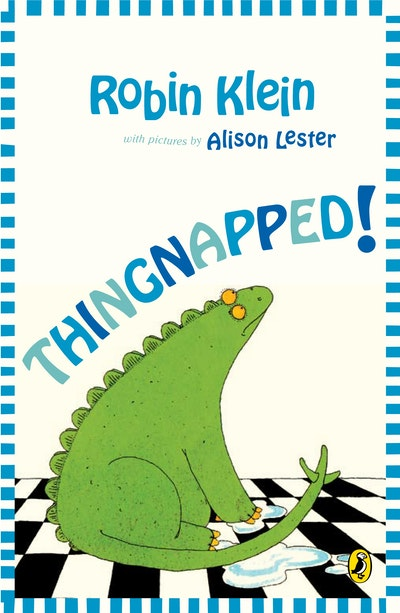 Book Cover:  Thingnapped!