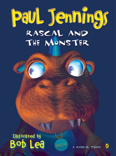 Book Cover:  Rascal and the Monster