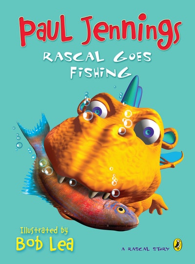 Book Cover:  Rascal Goes Fishing: A Rascal Story
