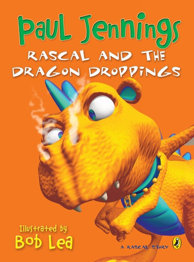 Book Cover:  Rascal and the Dragon Droppings