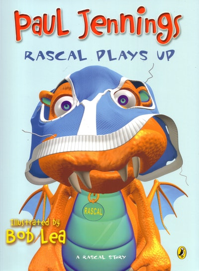 Book Cover:  Rascal Plays Up