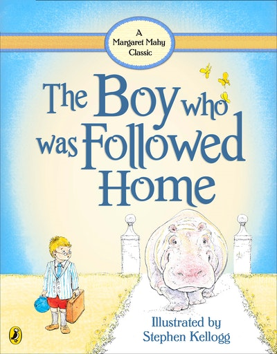 Book Cover: The Boy Who Was Followed Home