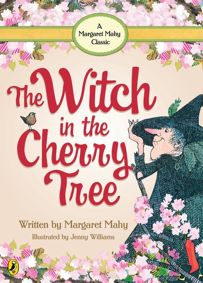 Book Cover: The Witch in the Cherry Tree