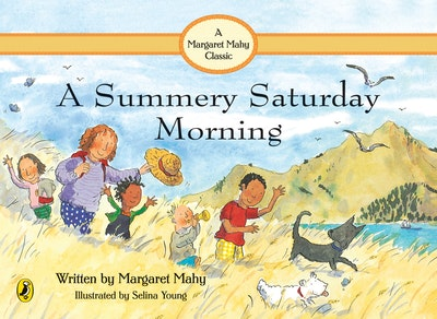 Book Cover: A Summery Saturday Morning