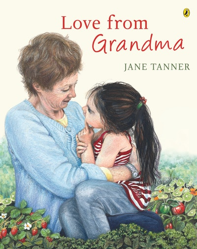 Book Cover:  Love from Grandma