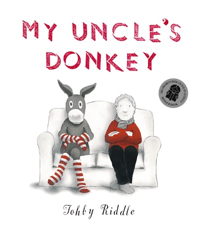 Book Cover:  My Uncle's Donkey