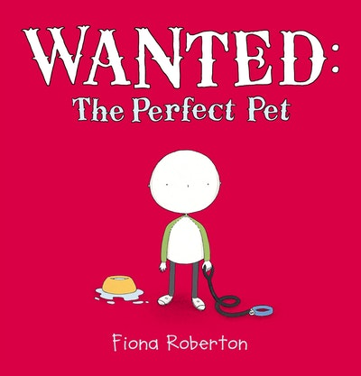 Book Cover:  Wanted: The Perfect Pet