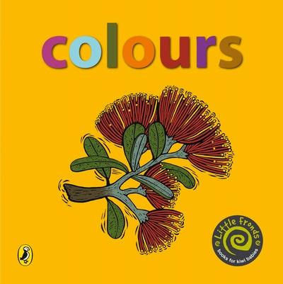 Colours: Little Fronds