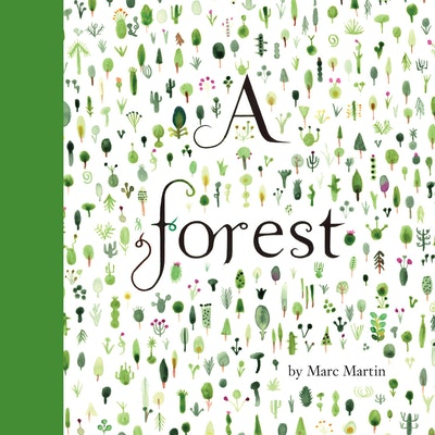 Book Cover:  Forest, A
