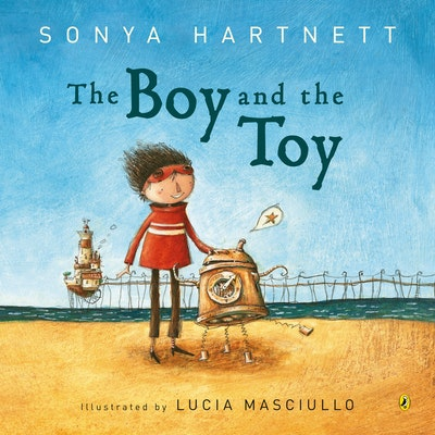 Book Cover: The Boy and the Toy