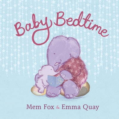 Book Cover:  Baby Bedtime