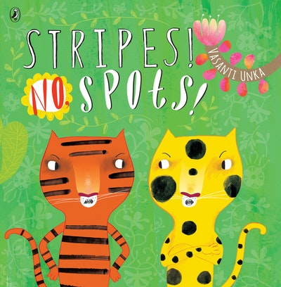 Stripes! No, Spots!