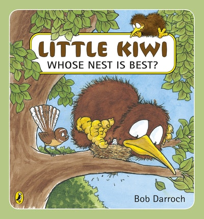 Little Kiwi, Whose Nest Is Best?