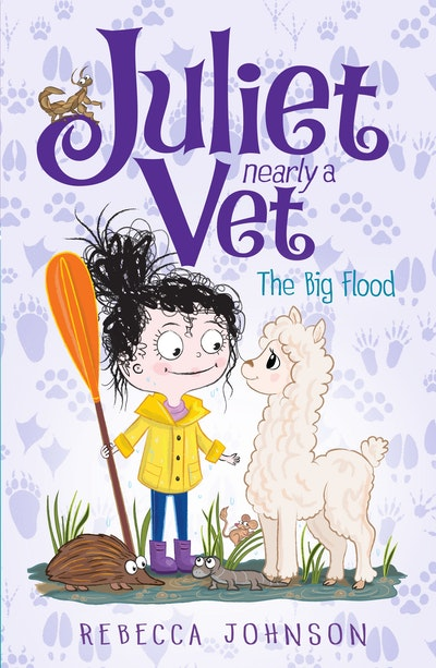 The Big Flood: Juliet, Nearly a Vet (Book 11)