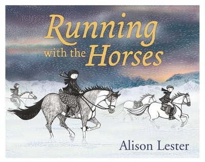 Book Cover:  Running With the Horses