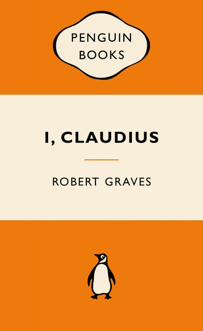 Book Cover:  I, Claudius: Popular Penguins