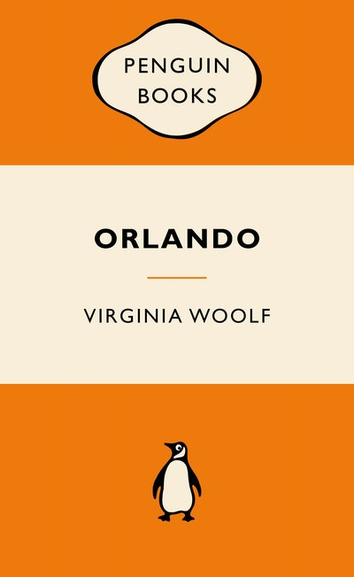 Book Cover:  Orlando: Popular Penguins