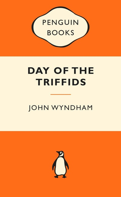 Book Cover: The Day of the Triffids: Popular Penguins