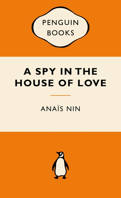 Book Cover:  Spy In The House Of Love: Popular Penguins, A