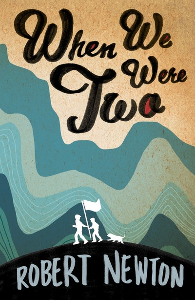 Book Cover:  When We Were Two