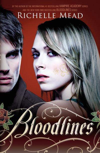 Book Cover:  Bloodlines: Book 1