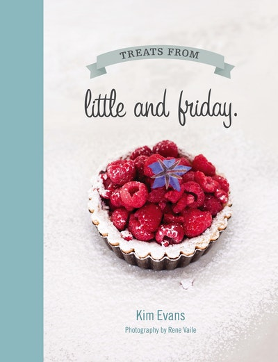 Book Cover:  Treats from Little and Friday