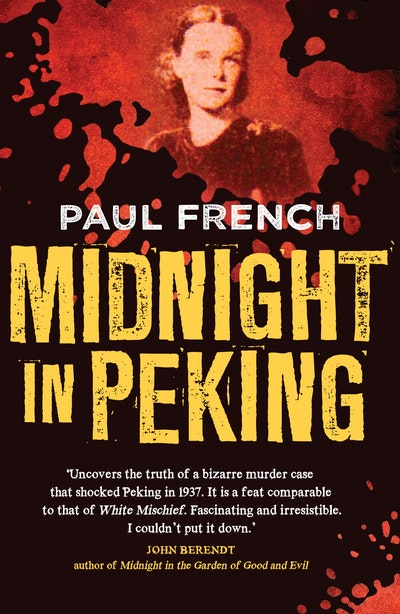 Book Cover:  Midnight in Peking