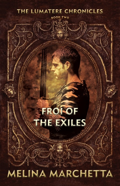 Book Cover:  Froi Of The Exiles