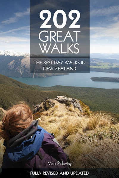 Book Cover:  202 Great Walks