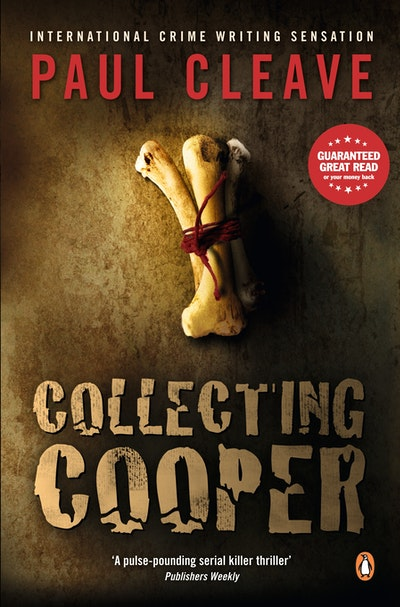 Book Cover:  Collecting Cooper