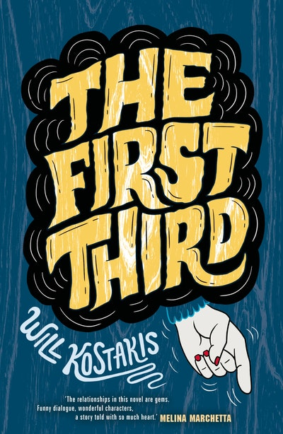 Book Cover: The First Third